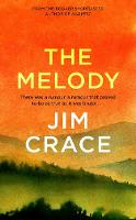 Cover of The melody by Jim Crace