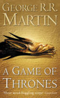 Cover of A Game of Thrones by George R. R. Martin