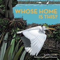 Cover of Whose home is this?