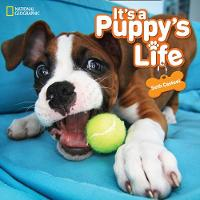 Cover of It's a puppy's life