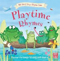 Cover of Playtime Rhymes