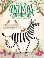 Cover of Amazing animal friendships