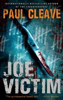 Cover of Joe Victim by Paul Cleave