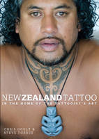 Cover of New Zealand Tattoo