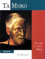Cover of Ta Moko The Art of Maori Tattoo