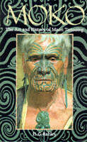 Cover of Moko The Art and History of Maori Tattooing