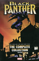 Cover of Black Panther: The complete collection