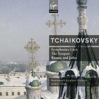 Symphonies no.5 & 6 Tchaikovsky, Peter Ilich, 1840-1893