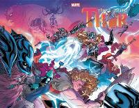 Cover of The mighty Thor