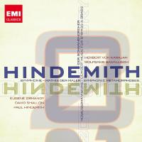 Cover of Symphonies Der Schwanendreher, etc Hindemith, Paul, 1895-1963