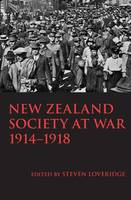 Catalogue link to New Zealand society at war 1914-1918