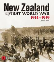 Catalogue link to New Zealand and the First world war 1914-1918